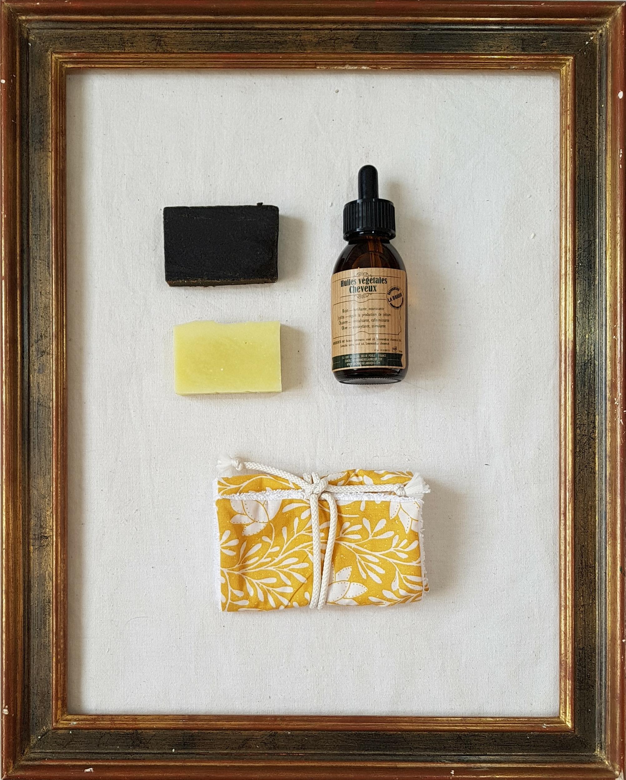Coffret spécial Cheveux - Pour des cheveux souples et soyeux !