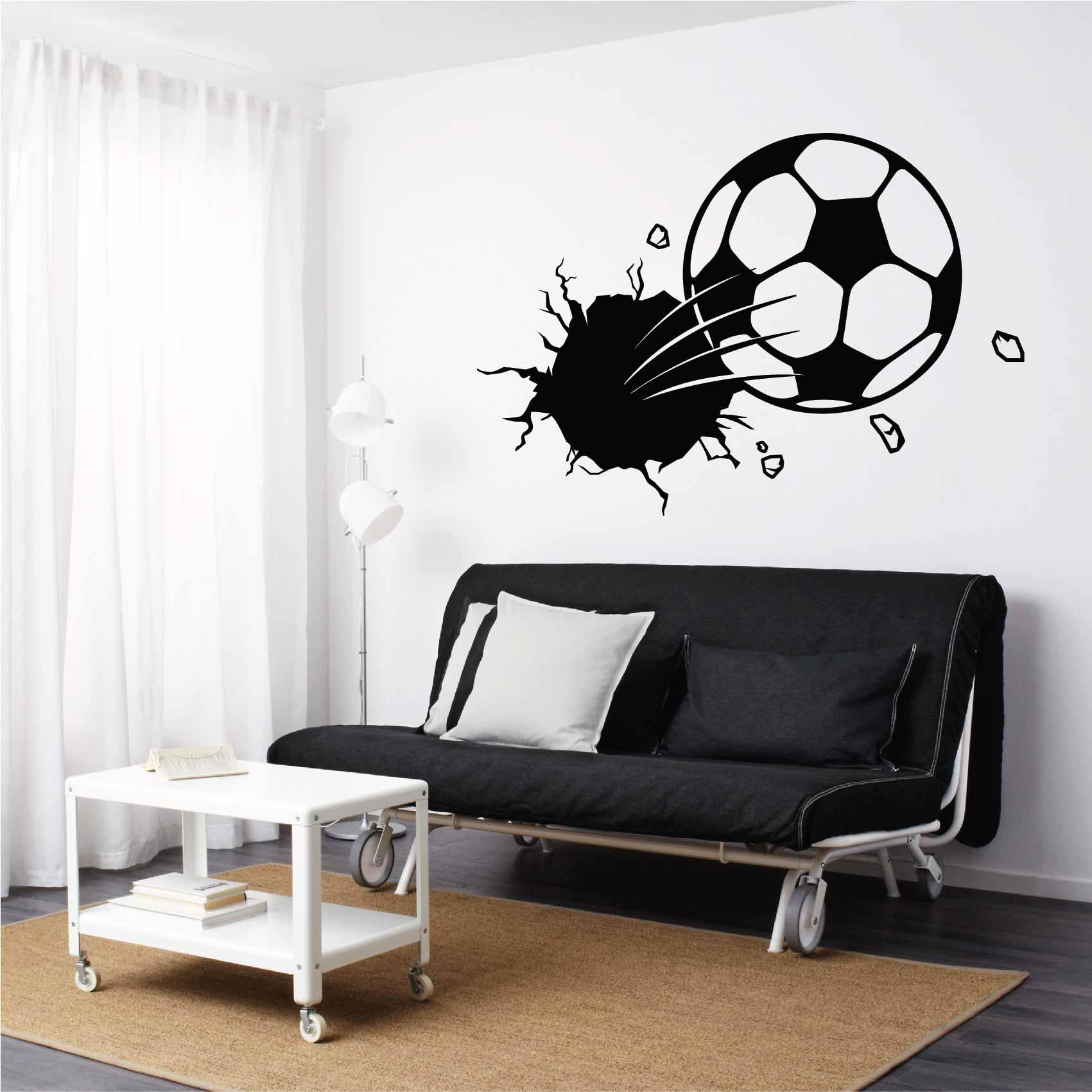 Stickers Ballon Foot