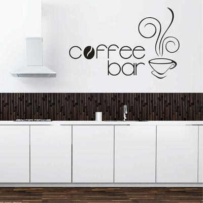 Stickers Coffee bar café