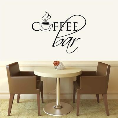 Stickers Coffee bar
