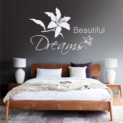 Stickers Chambre Beautiful Dreams
