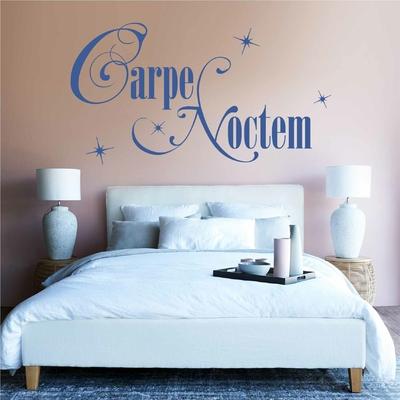 Stickers Chambre Carpe Noctem