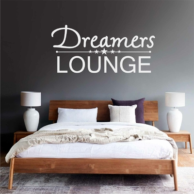 Stickers Chambre Dreamers Lounge