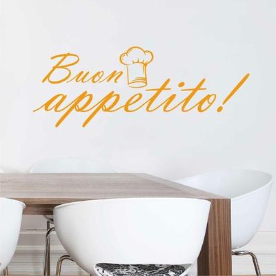 Stickers Buon Appetito