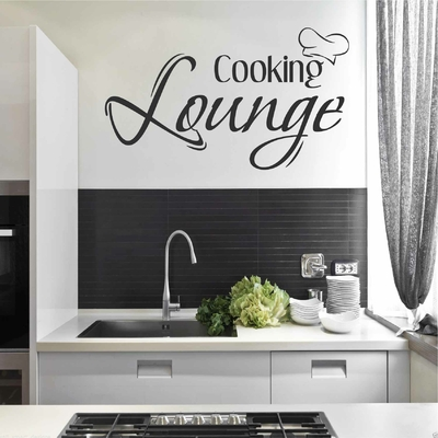 Stickers Cuisine Cooking Lounge