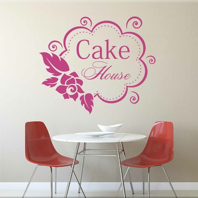 Stickers Cake House