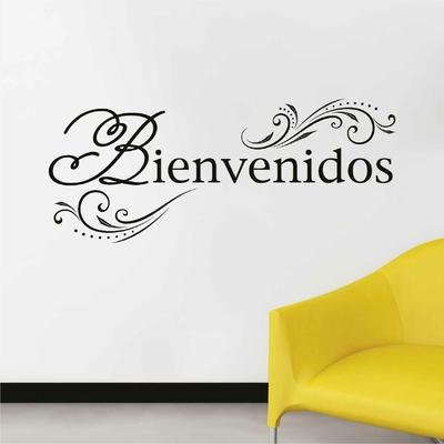 Stickers Bienvenidos