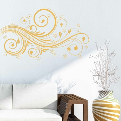 Stickers Arabesque Deco