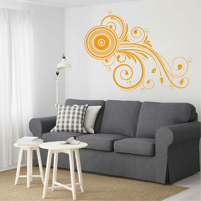 Stickers Arabesque Rond