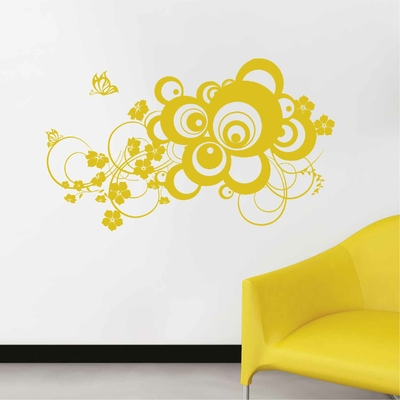 Stickers Arabesque Ronds