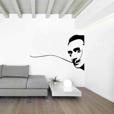 Stickers Dali Moustache