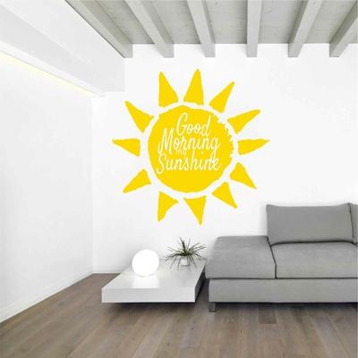 Stickers Good Morning Sunshine