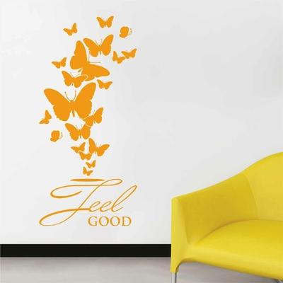 Stickers Mural Papillon
