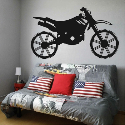 Stickers Moto Cross