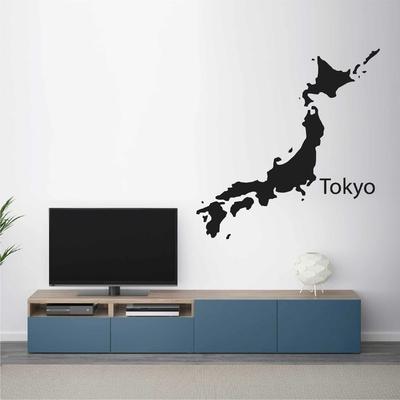 Stickers Japon Tokyo