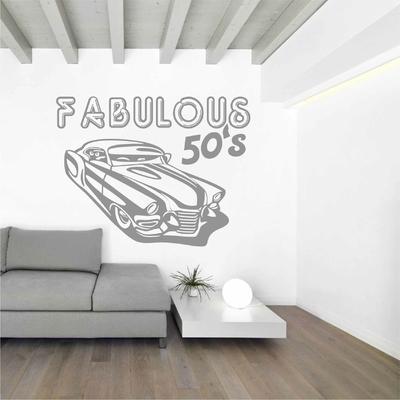 Stickers Fabulous 50's