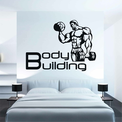 Stickers Body Building