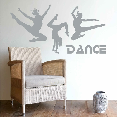 Stickers Danse