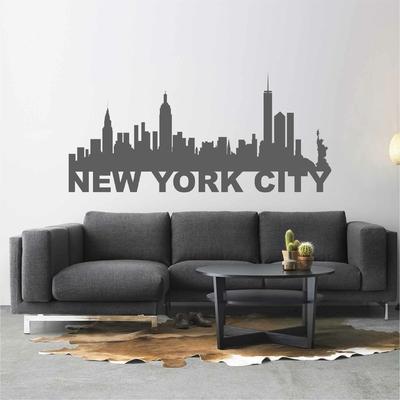 Stickers New York City Skyline