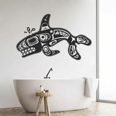 Stickers Orque Maori