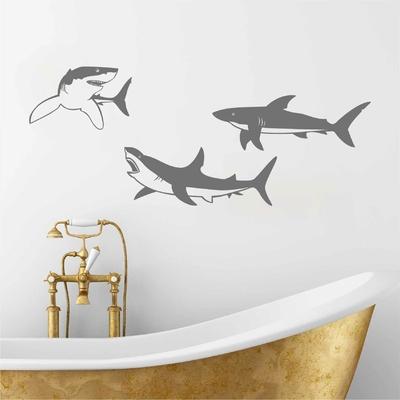Stickers Requins