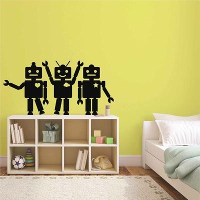 Stickers Robots