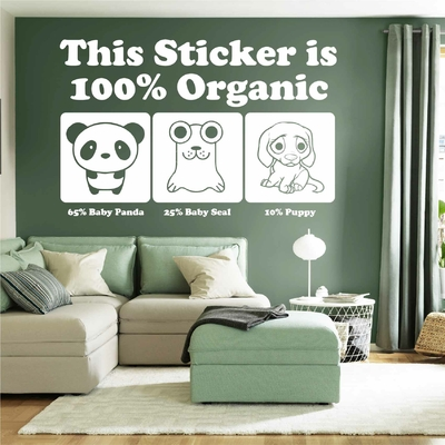 Stickers Bio Humour