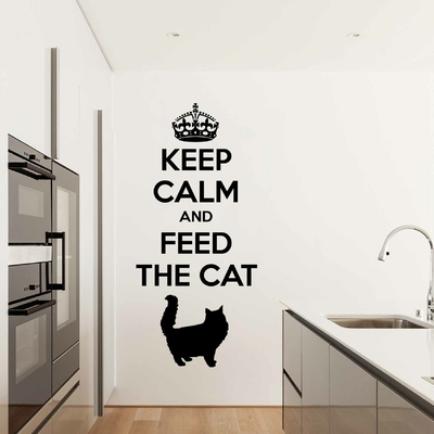 Stickers Chat Keep Calm