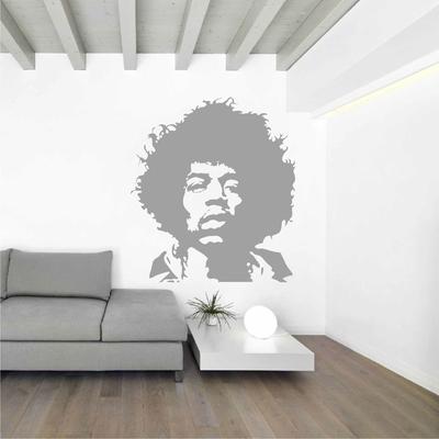 Stickers Jimi Hendrix
