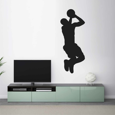 Stickers Basketeur