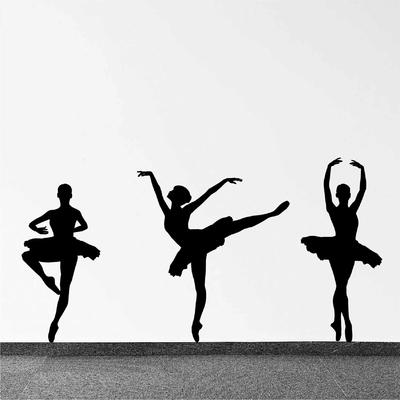 Stickers Danse Classique