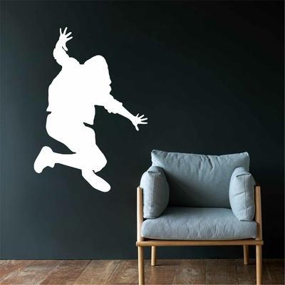 Stickers Silhouette Breakdance