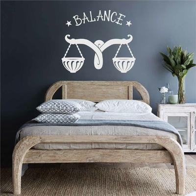 Stickers Balance signe Zodiac