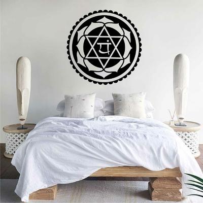 Stickers Chakra Coeur