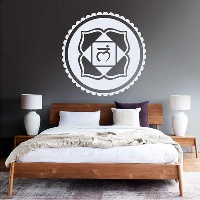Stickers Chakra Racine