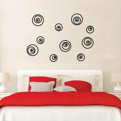 Stickers Motif Cercles