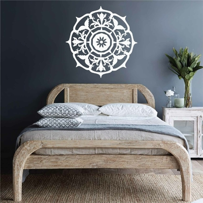Stickers Mural rond nature