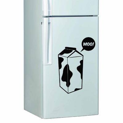 Stickers Brique de lait