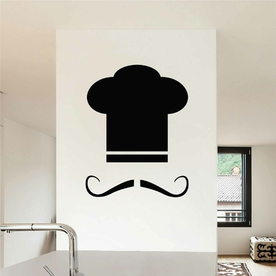 Stickers Chef Cuisinier