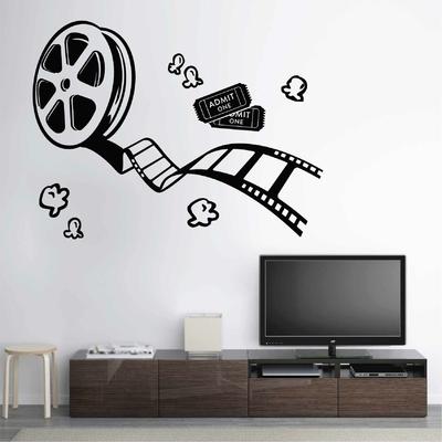 Stickers bobine Film