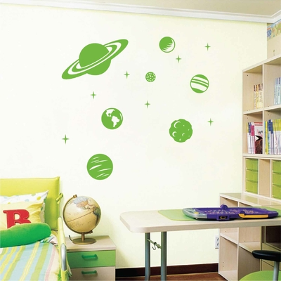 Stickers Planetes