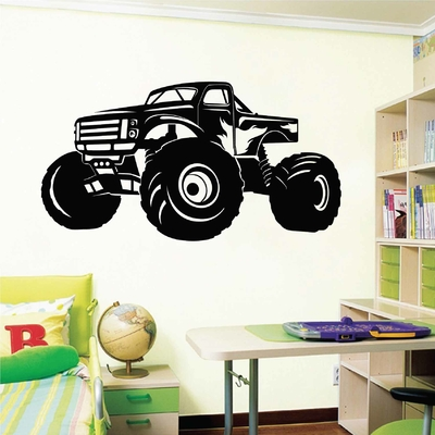 Stickers Monster Truck
