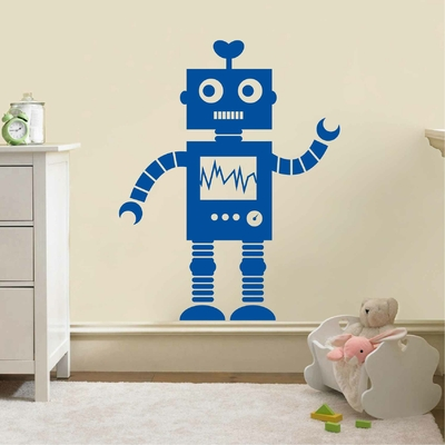 Stickers Robot