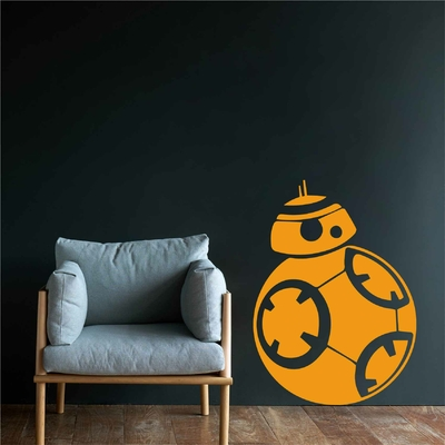 Stickers BB8 Fan Art