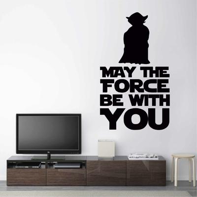 Stickers Citation Yoda