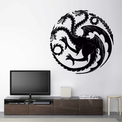 Stickers GOT Targaryen