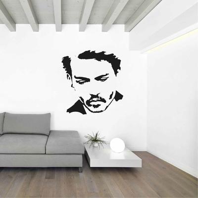 Stickers Johny Depp