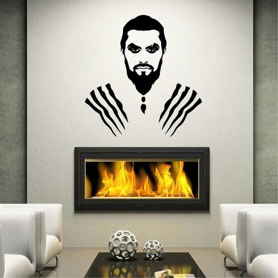 Stickers Khal Drogo GOT