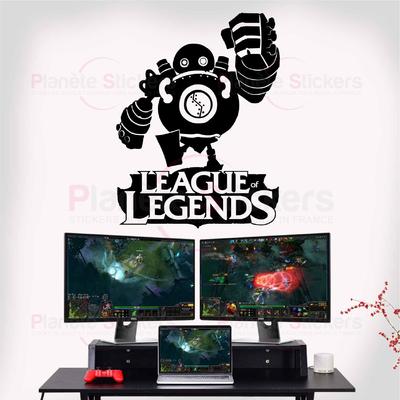 Stickers Blitzcrank League of Legends