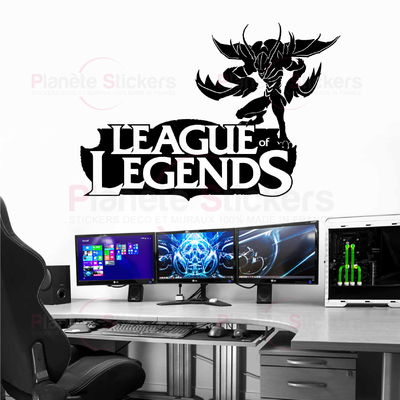 Stickers Kha Zix League of Legends Art